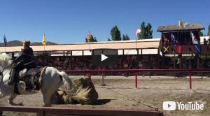 Video 0141: Die Farm und Ritterspiele in Mona, Utah
