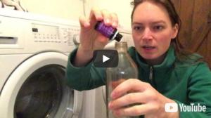 Video 0056: Rezept für dein giftstofffreies, natürliches Waschmittel mit ätherischen Ölen